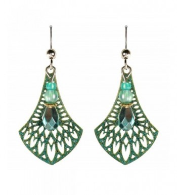 Adajio Filigree Sterling Earrings 7645