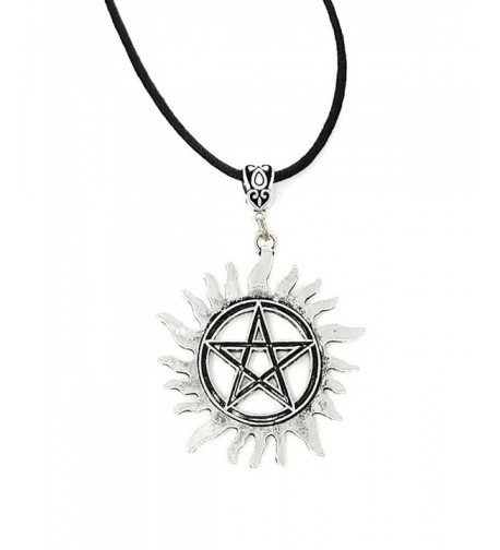 Supernatural Inspired Anti possession Devils necklace