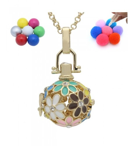 Necklace Aromatherapy Essential Fragrance Diffuser