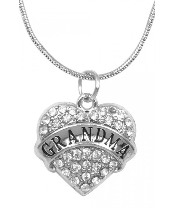 Gift Necklace Engraved Jewelry Colorless