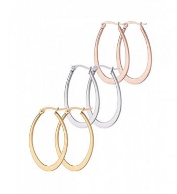 Stainless Teardrop Stainlees Regetta Jewelry