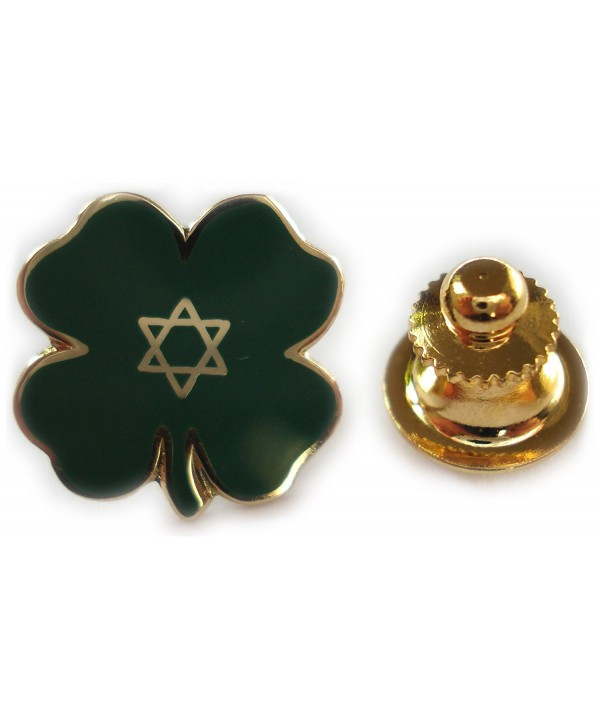 Lucky Jewish Clover Irish Isreal