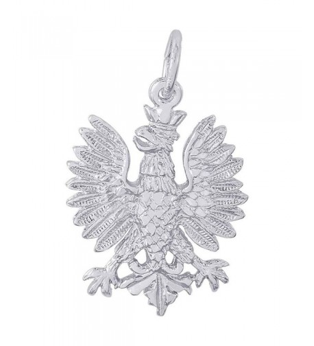 Rembrandt Charms Phoenix Sterling Silver