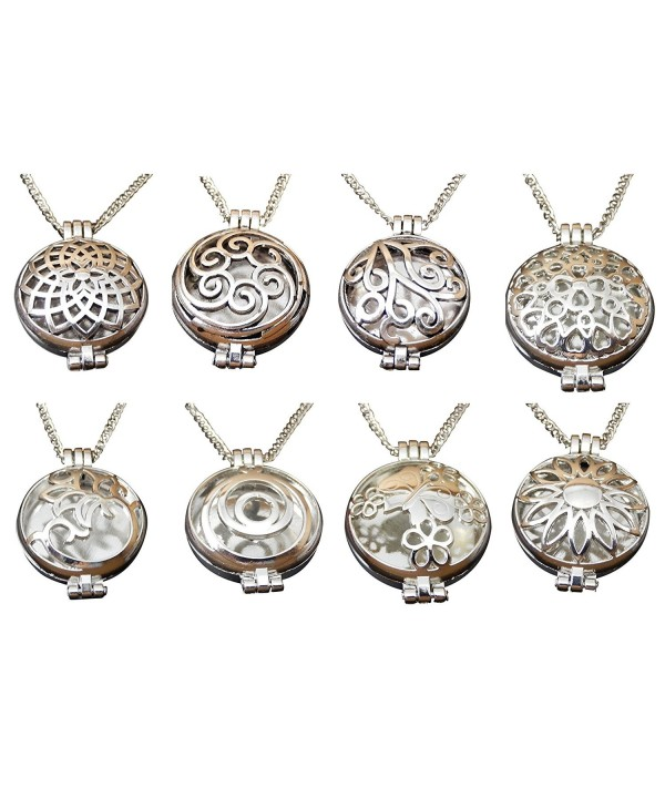 JulieWang Aromatherapy Enssential Diffuser Necklace