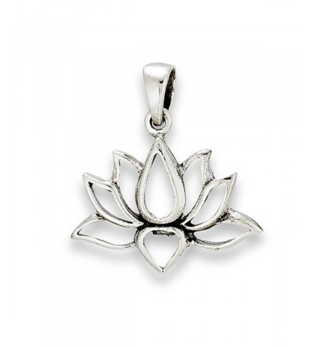 Pendant Sterling Silver Strength Transformation