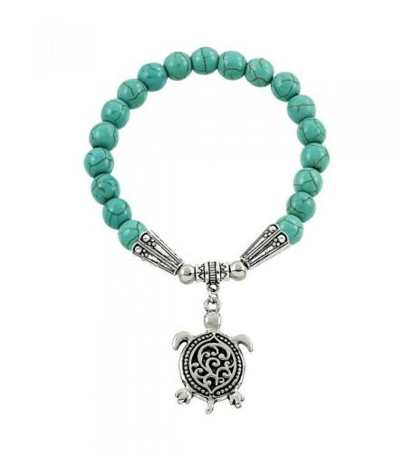 Falari Natural Bracelet Turquoise B0004 TQ