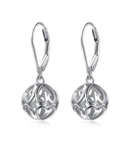 Sterling Silver Earrings SILVER MOUNTAIN