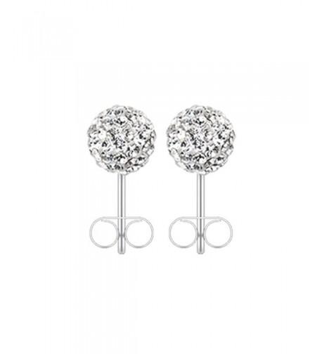 Clear Multi Sprinkle Inspiration Dezigns Earrings