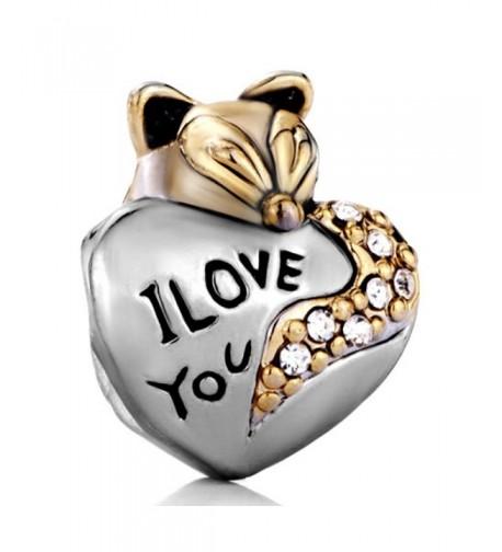 Silver Plated Pugster Pandora Bracelet