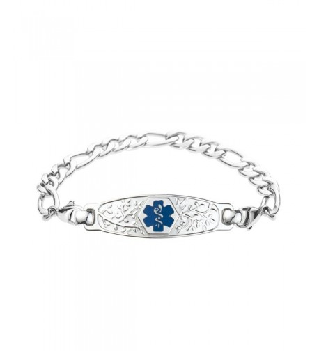 Divoti Engraved Beautiful Bracelet Stainless