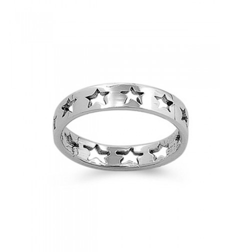 Sterling Silver Eternity Beautiful Solid