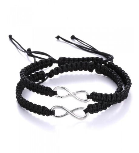 Gmai infinity Handcrafted Bracelet Adjustable