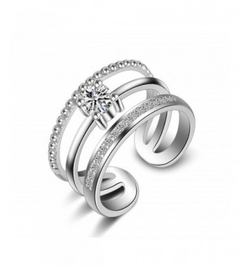 Plated Pieces Solitaire Christmas platinum plated