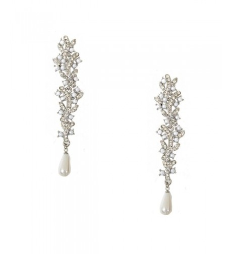 Topwholesalejewel Bridal Earrings Silver Earring