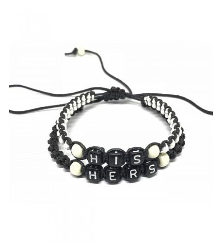Bracelets Matching Handmade Boyfriend Girlfriend