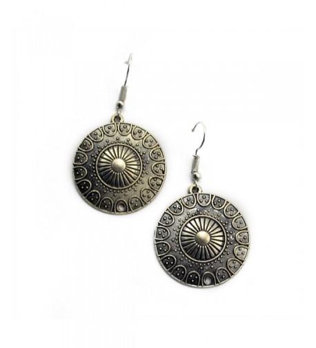 Linked Earrings Fashion Dangle Vintage