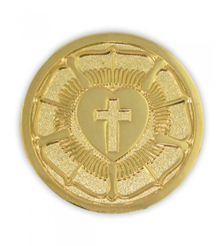 PinMarts Plated Lutheran Luther Religious