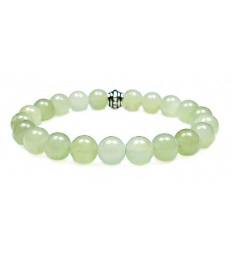 INFINITE SERPENTINE Genuine Gemstone Bracelet