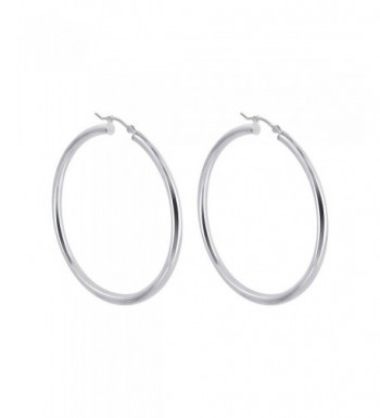 Gem Avenue Sterling Earrings Diameter