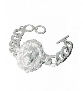 Silver tone Designer Bracelet Jewelry Nexus