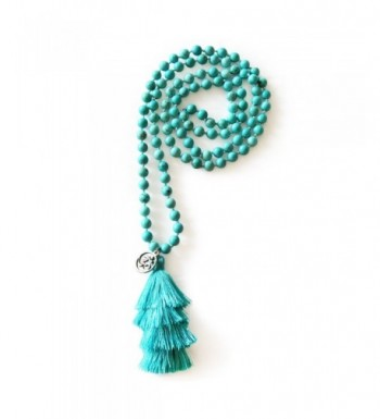 Turquoise Necklace Bracelet Gemstone Meditation