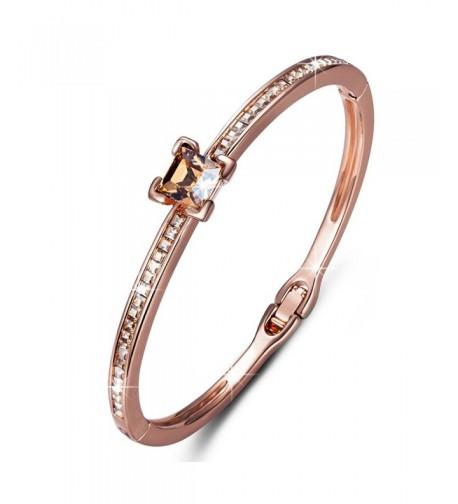 Qianse Elegant Bracelets Austrian Crystals