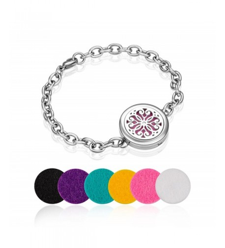 Dhnewsun Aromatherapy Essential Diffuser Bracelet