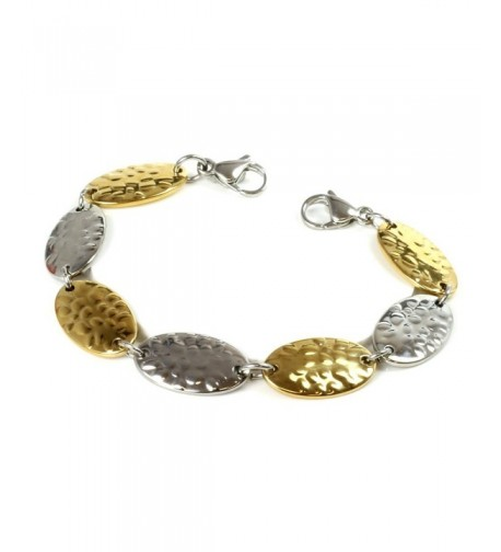 MyIDDr Interchangeable Medical Bracelet Stainless