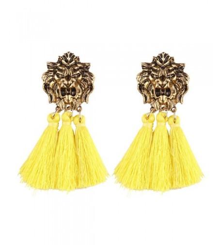 Vintage Fashion colorful Rhinestones Earrings