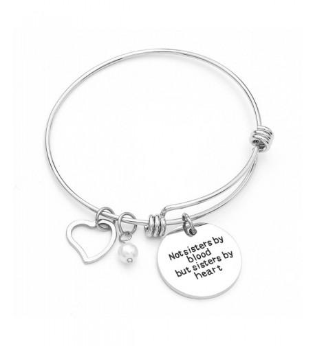 Yoomarket Friendship Adjustable Bracelet Stainless