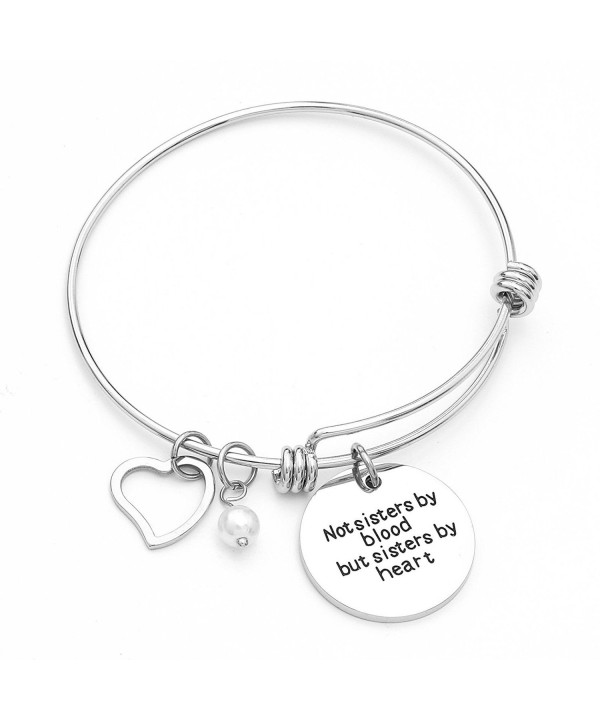 Yoomarket Friendship Adjustable Bracelet Stainless