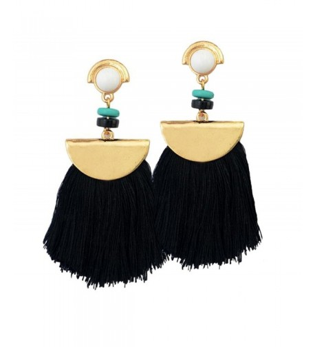 Buyinheart Bohemia Tassels Earrings Eardrop