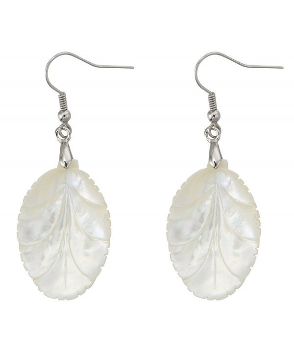 Dangle Earrings Adorned Natural Jewelry