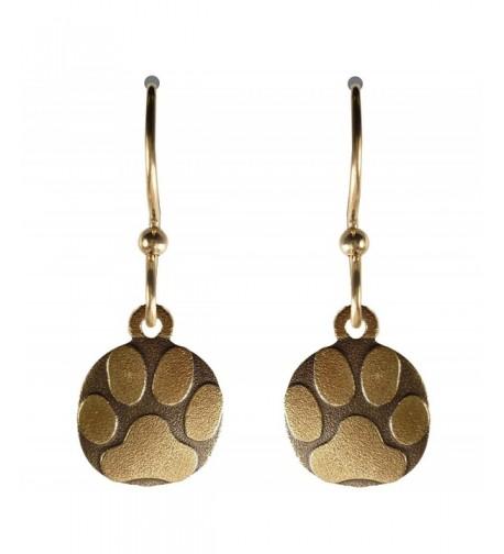 Joseph Brinton Dog Earrings 4341 B