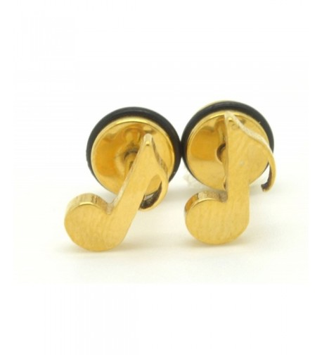 Chelsea Jewelry Collections Screw back Earrings