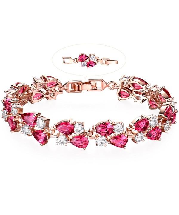 GULICX Bracelet Sparkle Zirconia Extended