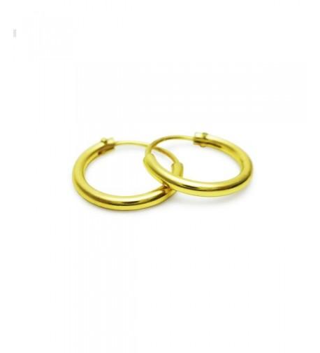 SLJ Sterling Silver Endless Earrings