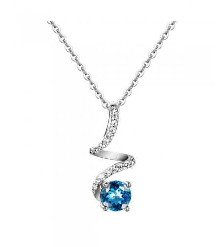 Carleen Sterling Pendant Necklaces Valentines