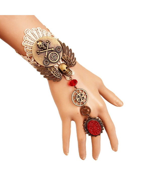 Bracelet Steampunk Vampire Wristband Accessories
