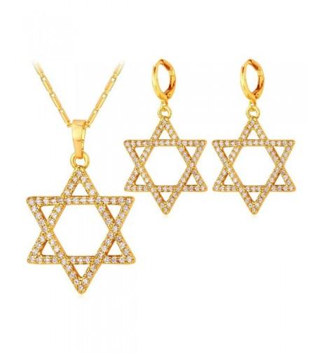 Jewelry Earrings Zirconia Pendant Necklace