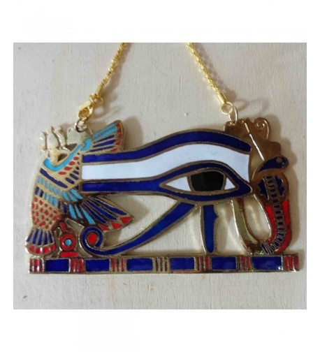 Egyptian jewelry ancient necklace horus