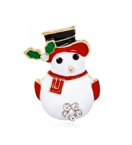 DMI Delicate Christmas Jewelry Snowman