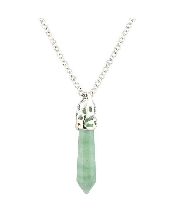 Lux Accessories Spiritual Protection Necklace