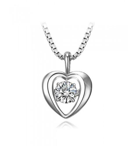 Sterling Necklace T400 Jewelers Swarovski