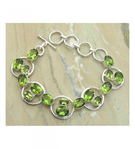 Genuine Sterling Silver Handmade Bracelet