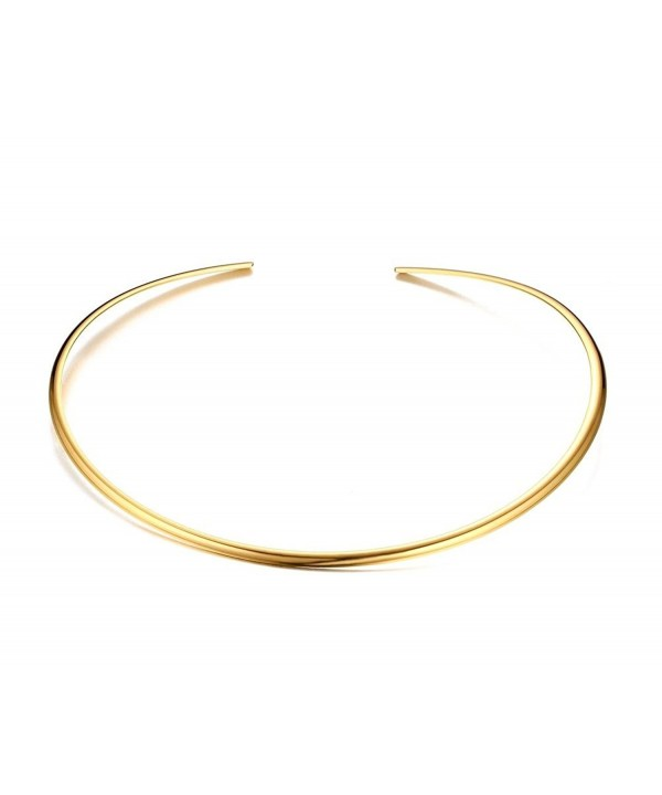 Fashion Must have Stainless Chocker Necklace