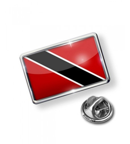 Pin Trinidad Tobago Flag NEONBLOND