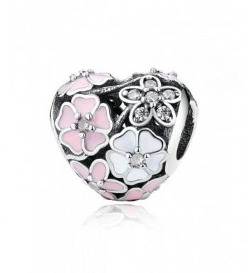 Kiss Poetic Sterling European Bracelet