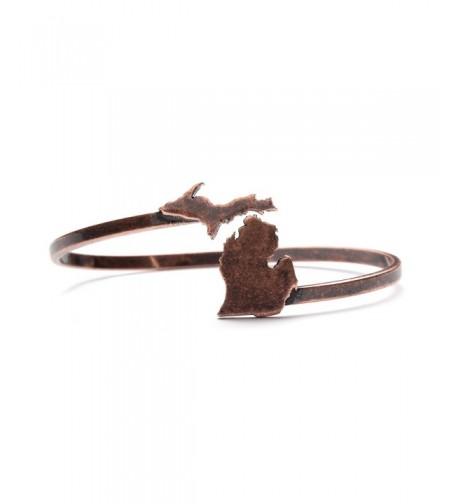 Michigan Bracelet Bangle Jewelry Antique