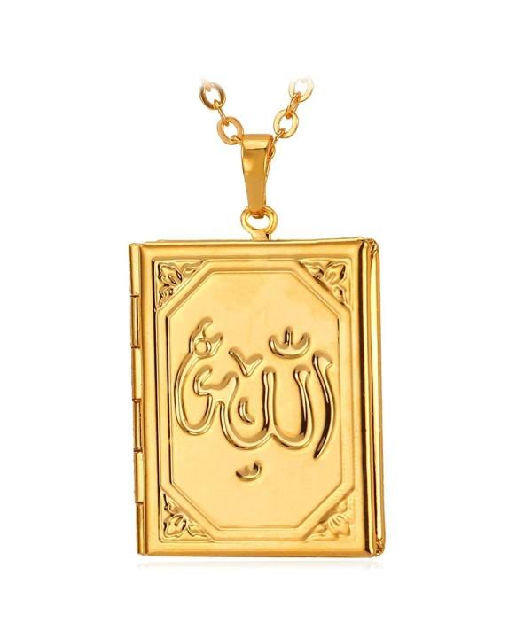 Religious Jewelry Platinum Pendant Necklace